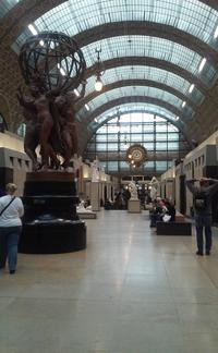 Museum Orsay Paris France